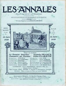Les-annales-n-1407-du-12-06-1910-Omnibus-Dehodencq-Jacques-C-ur-Bourges