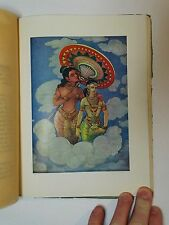 RARE Book - Ideals of Hinduism - Hindu Religion - Great Lithograph Prints 1932