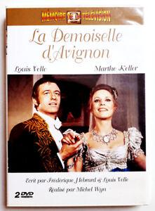 La-demoiselle-d-039-Avignon-6x52-mn-Edition-tres-bon-etat