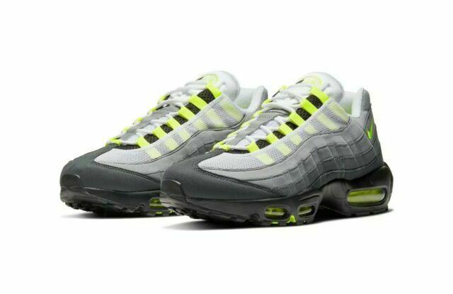 Size 11 - Nike Air Max 95 OG 2020 Neon for sale online | eBay