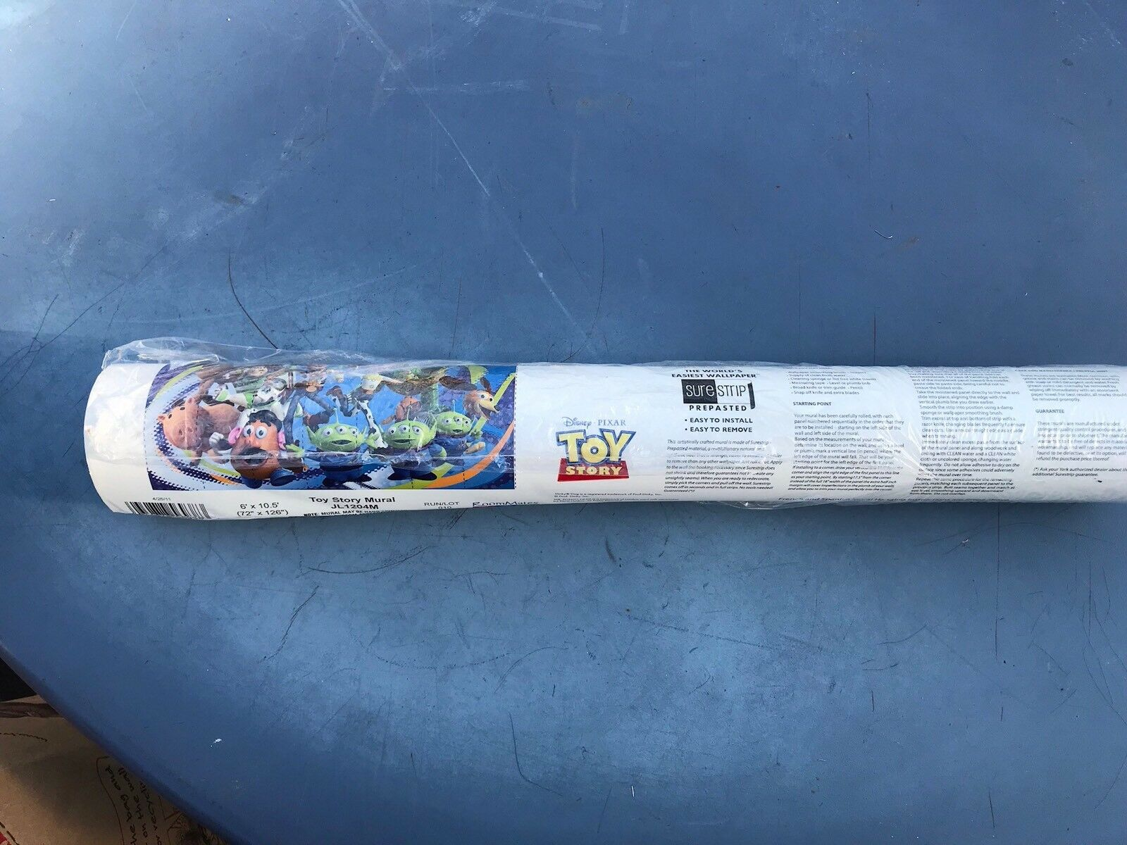 Toy Story moral JL1204M 6'x10.5'