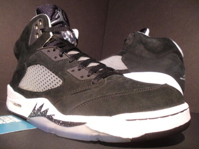 Nike Air Jordan 5 V Retro Oreo Black