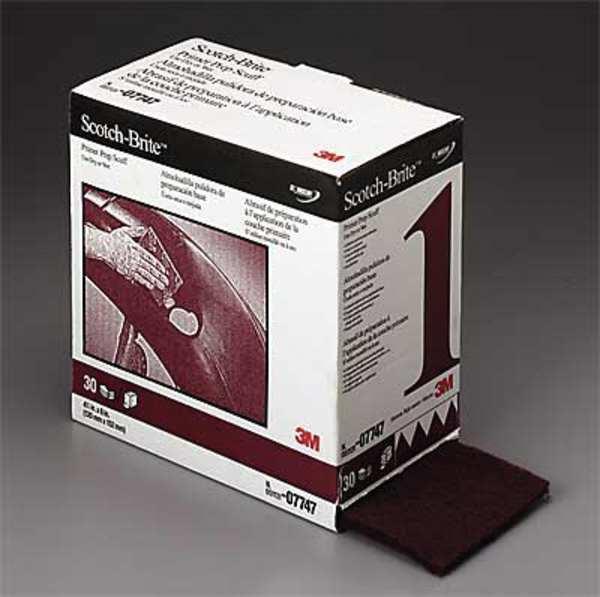 SCOTCH-BRITE 61500151511 Sanding Hand Pad Roll,Coarse,15 ft.,PK3