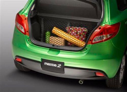 Envelope Style Trunk Cargo Net for Mazda 2 Mazda2 2011-2014 BRAND NEW