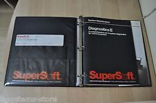SuperSoft Diagnostics II, System Maintenance for Microcomputers 8 inch Diskette