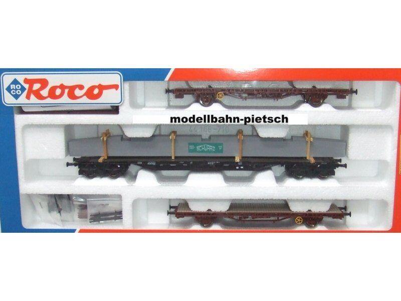 ROCO 44168 DB/CFL Set con 3 carri, Nuovo, Confezione Originale