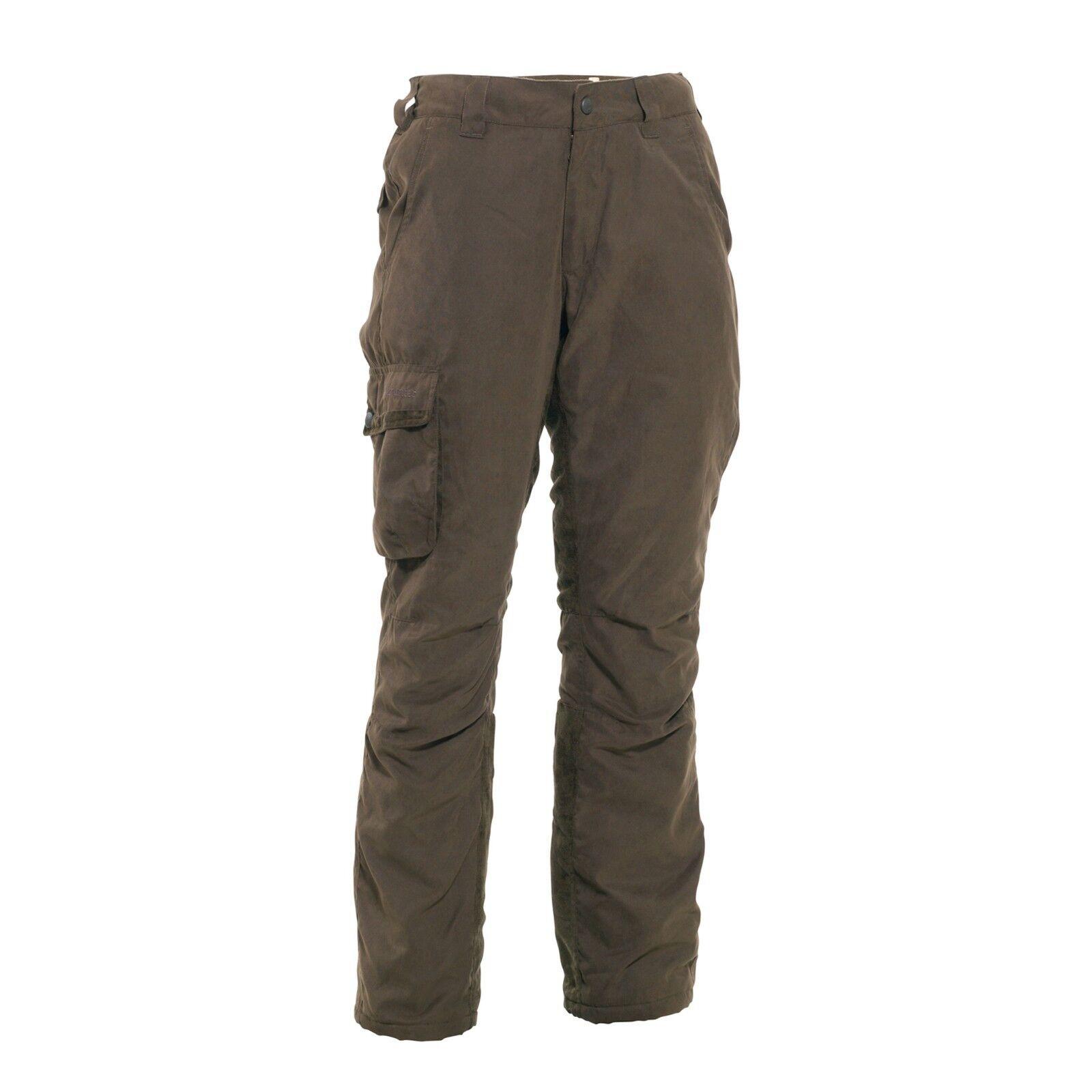 Deerhunter 3444  Eifel pantalones   571-marrón Leaf, tamaño 5xl, con deer-Tex membrana  hasta un 65% de descuento