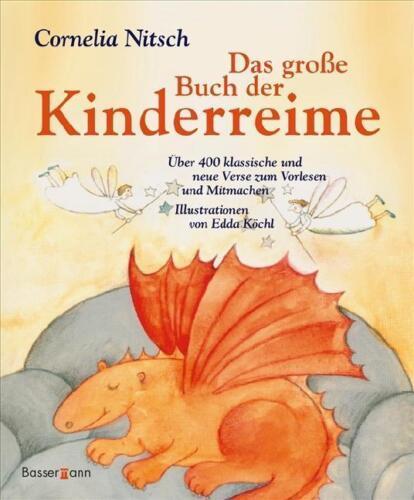 1 von 1 - Nitsch, C: Große Buch der Kinderreime von Cornelia Nitsch (2008, Gebundene...
