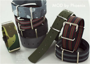 2ac4a3b766d Image is loading Phoenix-Nato-British-MOD-Original-Nylon-Watch-Strap