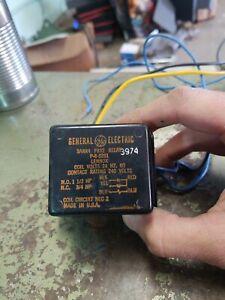 furnace fan relay wiring p 8 3251 lennox ge 3arr4fb32 furnace fan relay 24v coil ebay  ge 3arr4fb32 furnace fan relay 24v coil