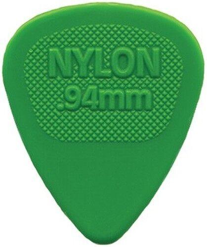 DUNLOP NYLON MIDI GUITAR PICK  .94mm  72 PACK  443R94  NEW