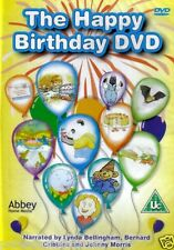 THE HAPPY BIRTHDAY DVD: 7 BIRTHDAY STORIES (R2 DVD) (Sld)