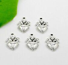 Free Ship 50Pcs Tibetan Silver Rudder Charms Pendant Fit Bracelet 20x15mm