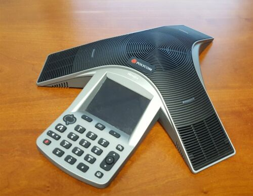 Polycom CX3000 IP Lync SIP Conference Phone I 2201-15810-001 I Barely used!