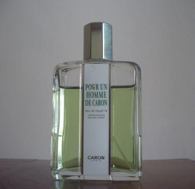Caron Pour Un Homme Eau De Toilette Hommes  125ml usato
