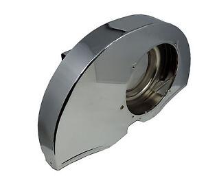 Air-Cooled VW Dog House Fan Shroud Chrome w//o Ducts