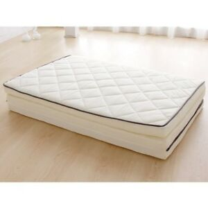 Iris Ohyama Airy Mattress White Mars S Futon High Repulsion From