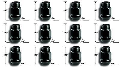 Gorilla 41127BCB Bulge Acorn Lug Nut Gorilla Automotive