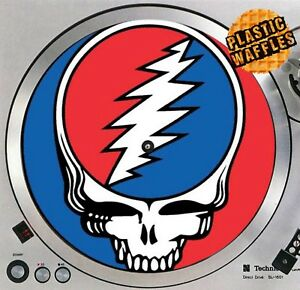 The-Grateful-Dead-Face-3-Slipmat-Turntable-12-034-LP-Record-Player-DJ-Audiophile