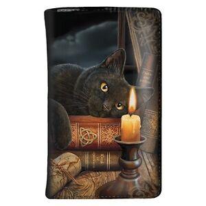 Gothic-Mittelalter-Fantasy-Katze-Geldboerse-Portemonnaie-Witching-Hour-L-Parker