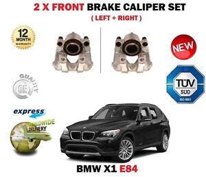 3930b6c4d3f2 FOR BMW X1 E84 SDRIVE XDRIVE 312MM DISC 2009- NEW 2X FRONT LH + RH ...