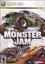 Monster Jam Microsoft Xbox 360 2007 For Sale Online Ebay