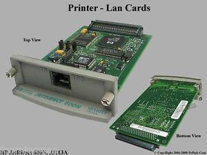 HP-Laserjet-4100-4200-4600-4650-5000-10-100-Ethernet-Network-Print-Server-Card