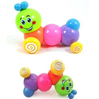 Kids Child Develepmental Toy Movement Plastic Toys Wind-up Toys Gifts