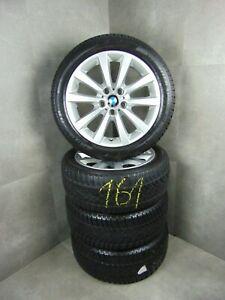 ORIGINALE-BMW-5er-f10-f11-6er-f12-inverno-completamente-Ruote-Set-RFT-PNEUMATICI-INVERNALI