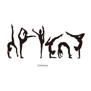 Stanzschablone-Tanzen-Yoga-Oster-Weihnachts-Geburtstag-Hochzeit-Album-Karte-DIY
