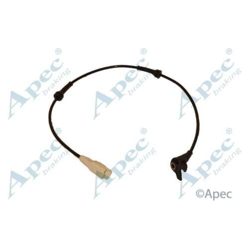 ABS1025 Genuine OE Quality Apec Front ABS Wheel Speed Sensor