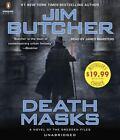 Dresden Files: Death Masks by Jim Butcher (2015, CD, Unabridged)