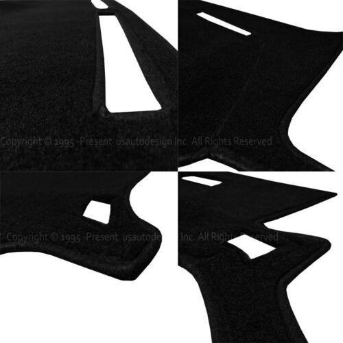 BLACK fits 1999-2006   GMC  SIERRA   DASH COVER MAT DASHBOARD PAD