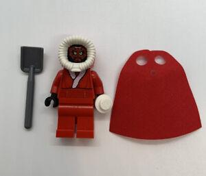 LEGO Babbo Natale Darth Maul 9509 Calendario dell'Avvento 2012 Star Wars minifigura NUOVO