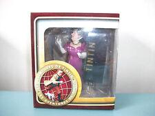 Figurine Bianca Castafiore figure TINTIN carrefour market Hergé