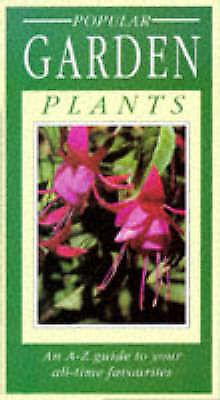 """AS NEW"" Marshall, C., Popular Garden Plants (Popular Series), Hardcover Book"