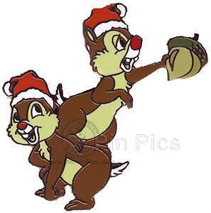 Disney-DSF-Christmas-Tree-Santas-Chip-and-Dale-Pin
