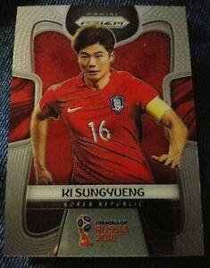 2018-Panini-Prizm-World-Cup-191-Ki-Sung-Yueng-Sungyueng-Korea-Republic-Card