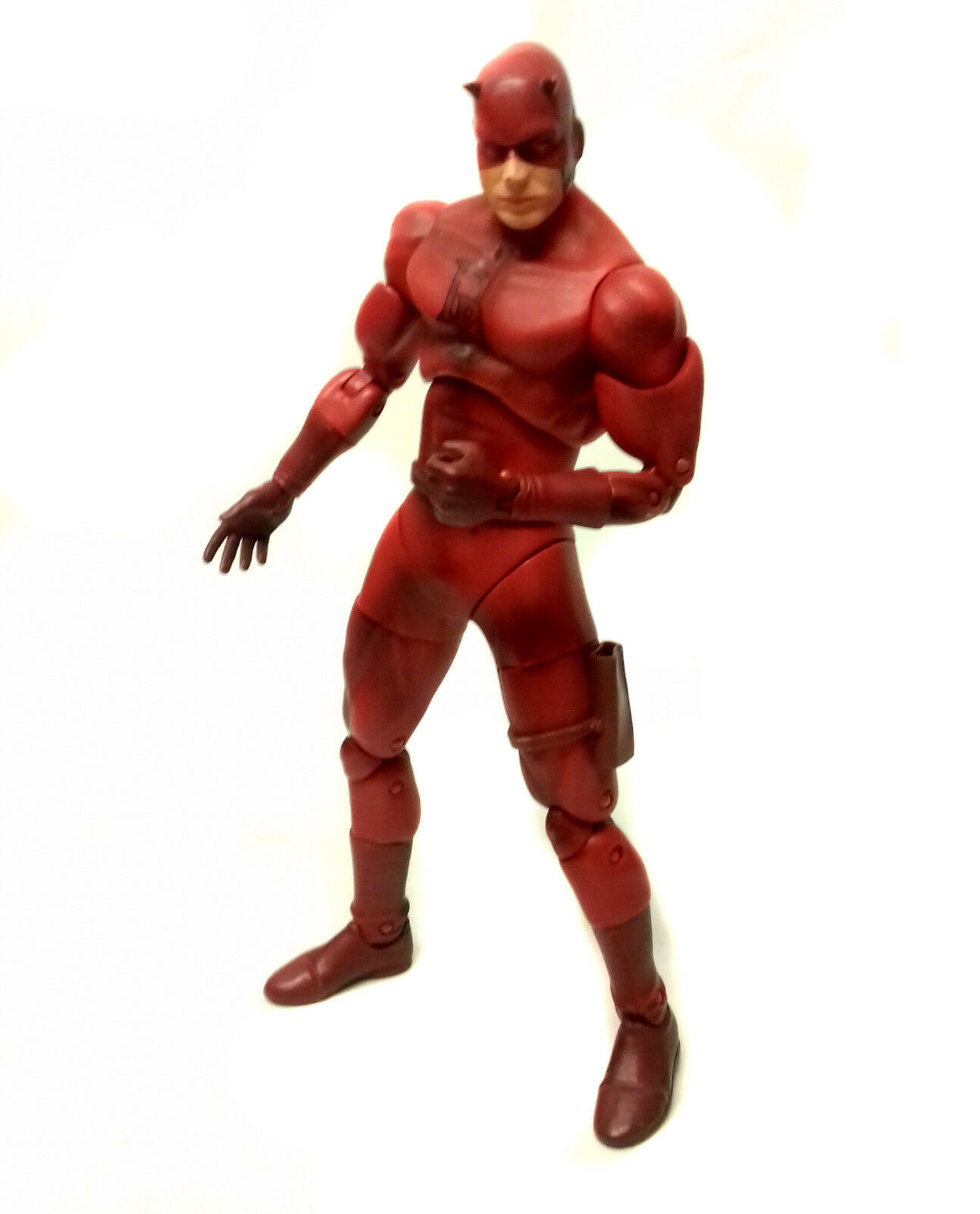 Marvel Legends Spiderman Classics Daredevil 12  figure VERY NICE