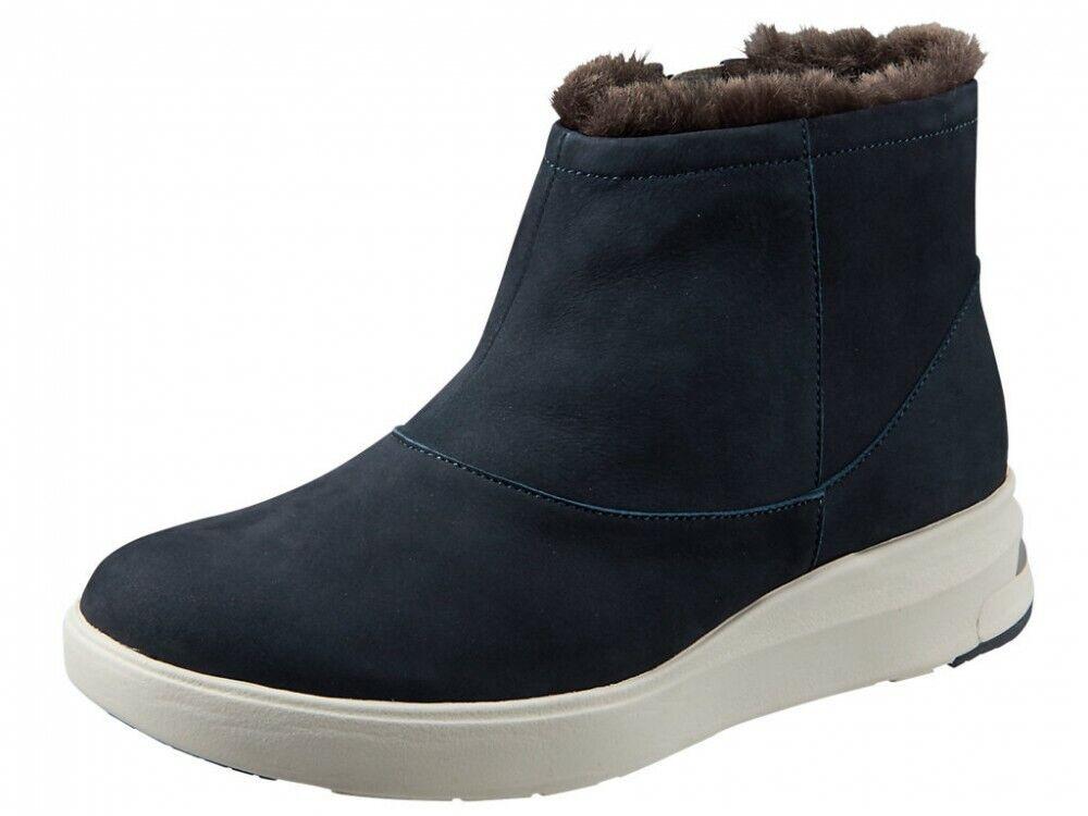 ASICS Walking WOMEN Boots PEDALA WC009A 2E 1212A009 DEEP OCEAN
