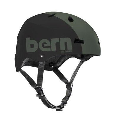 Bern Watts H2O Helm für Wakeboard Kajak Wassersport unit white