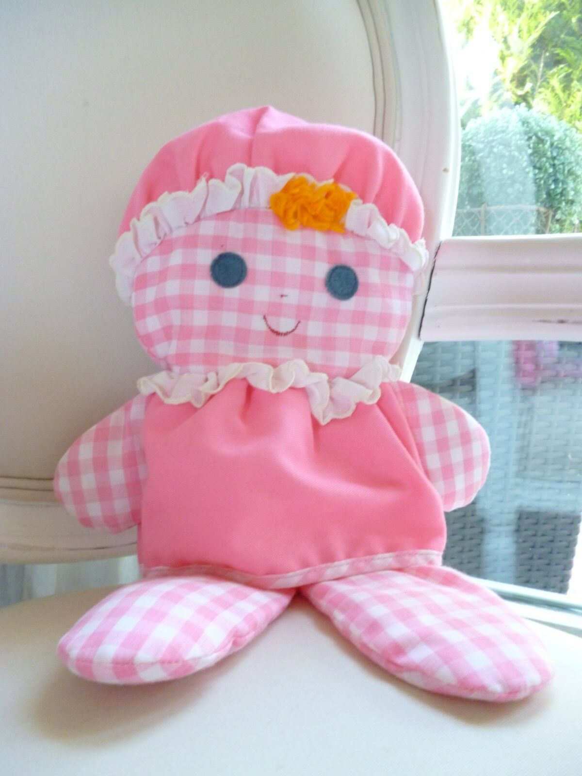 ♥ Ancienne Ancienne ♥ Peluche Doudou Lolly Fisher Price Réf: 420 b79722