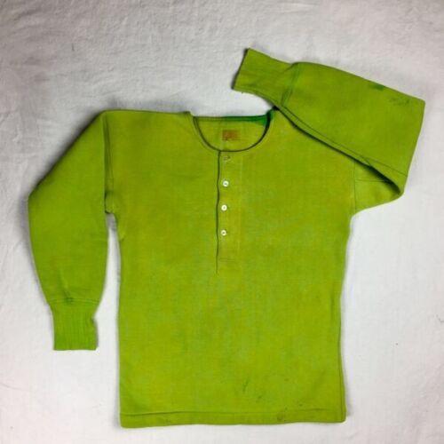 1920s 1930s Japan Japanese All Cotton Sweatshirt H