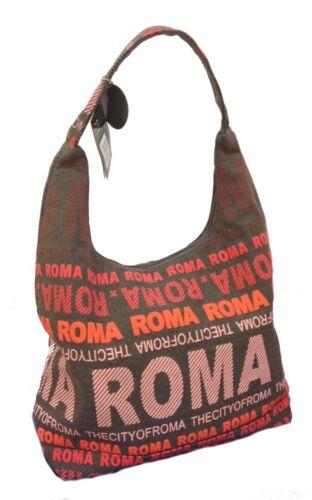 Borsa shopping da Spalla turistica Roma Robin Ruth *07755