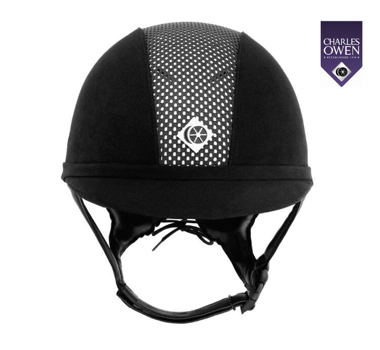 New Charles Owen Ayer8 Helmet