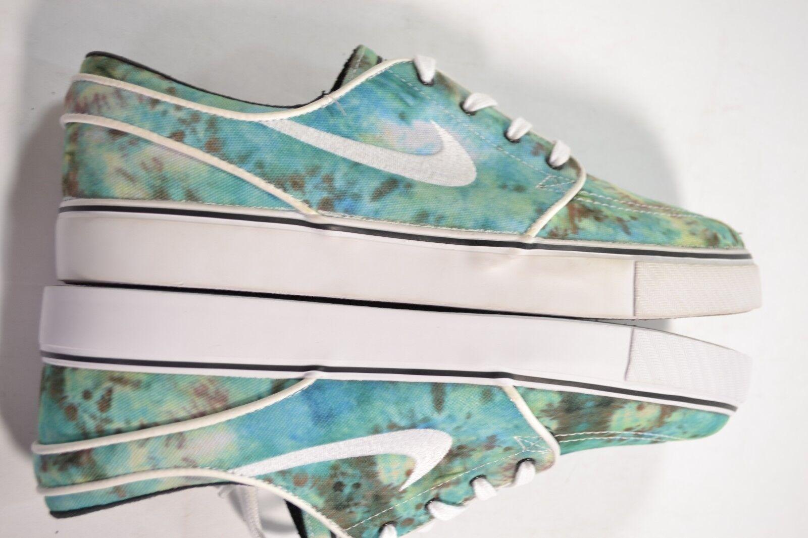 nike zoom stefan janoski pr qs turbo vert brillant citron chaussures (d) (427) chaussures citron pour hommes 71c720