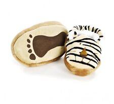 NWT Teddykompaniet Sweden Diinglisar Wild Tiger Baby Booties 6-12 Months 16382