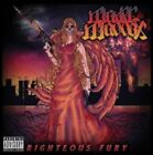 Righteous Fury 0825303922527 by Matt Maddox CD