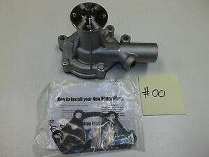 Details about MM409302 New Water Pump for Case IH Tractor 234 235 244 ...