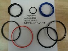 Replaces 50048355 Bush Hog Seal Kit 2 12 Bore With 1 12 Rod See Text